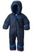 Columbia Snuggly Bunny Bunting Toddlers Collegiate Navy